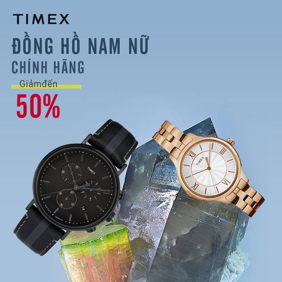 Đồng hồ TIMEX thương hiệu Mỹ giảm 50%