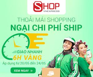 Thoải mái shopping - Ngại chi phí ship