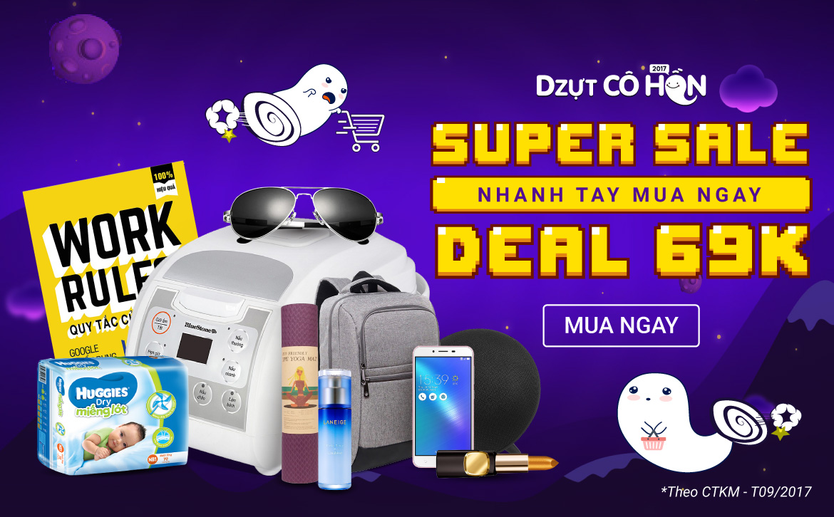 SuperSale - Deal 69K