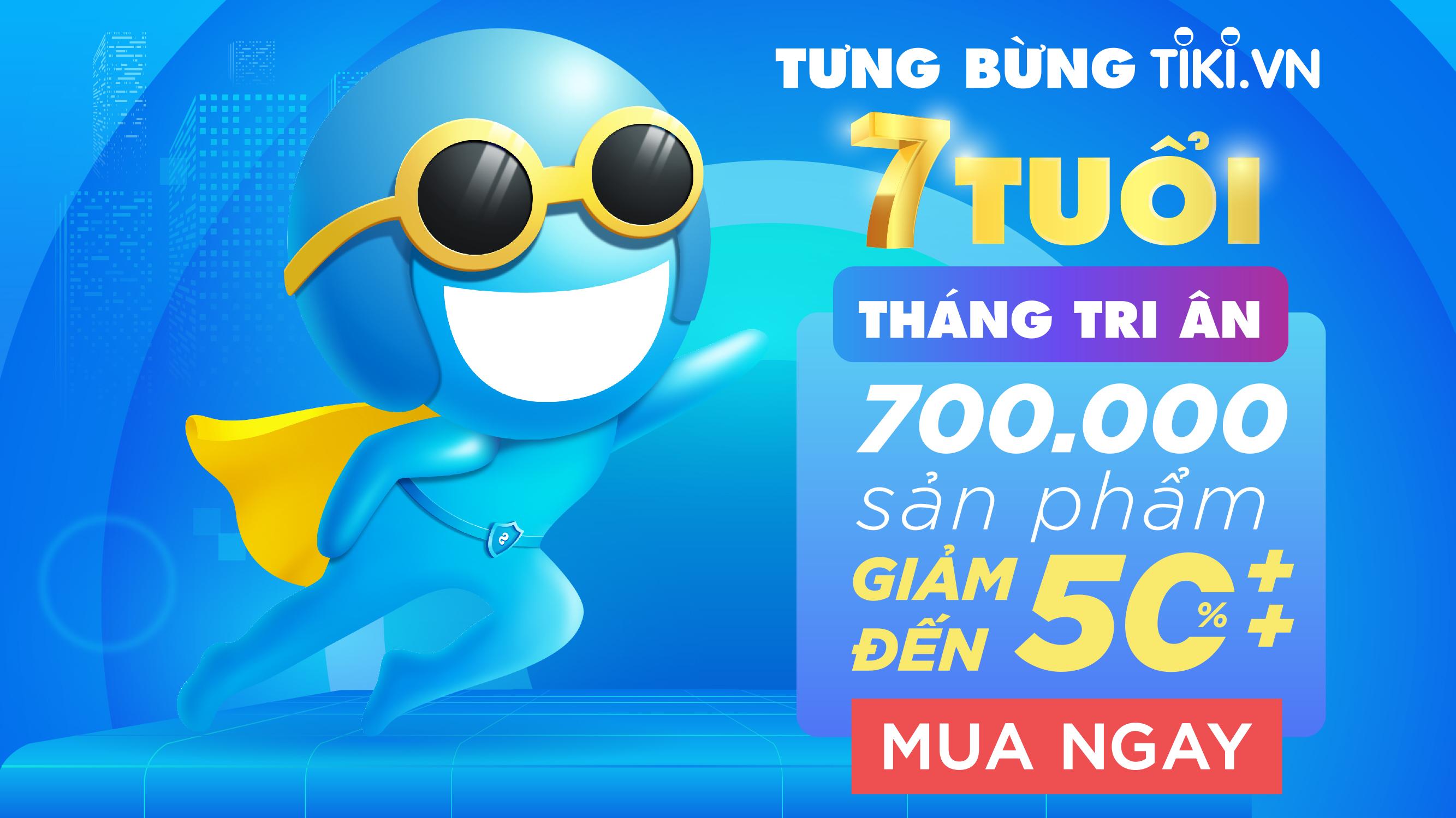 Nhận nhanh mã giảm giá Tiki app tại Lanh Chanh