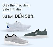 Giày thể thao đỉnh - Sale linh đình