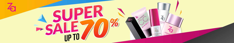 Za - NHÃN HIỆU MỸ PHẨM UY TÍN - SALE OFF 70%