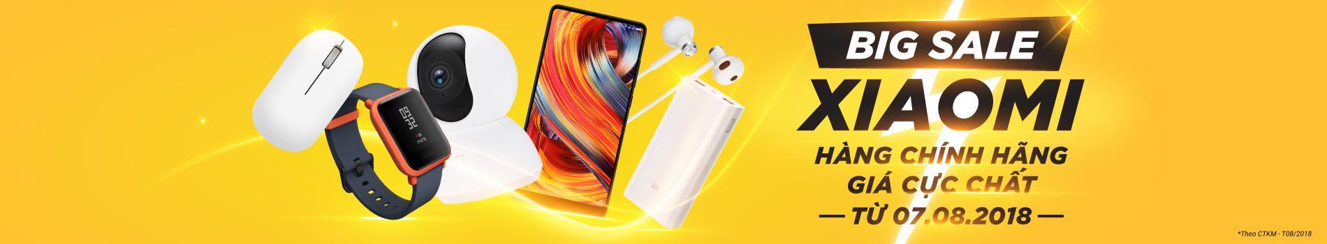 Chuyên Trang Xiaomi - Chính Hãng Xiaomi Phân Phối
