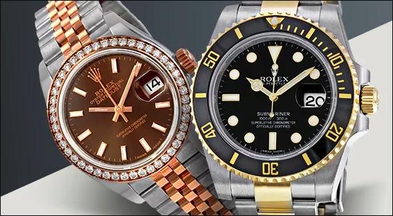 Đồng hồ ROLEX giảm đến 20%
