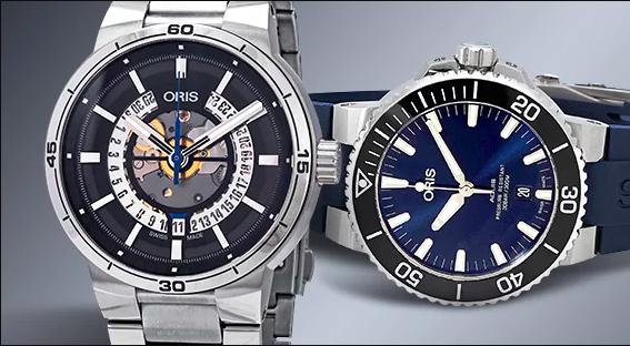 Đồng hồ ORIS giảm đến 65%