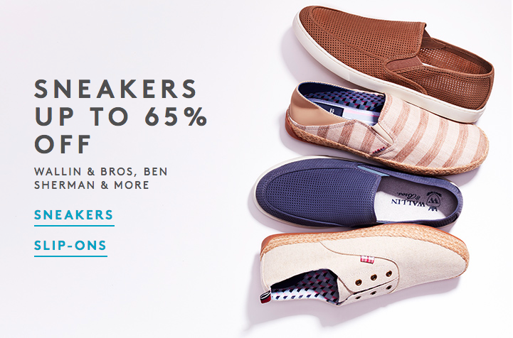 Giày namnam giảm đến 65%
