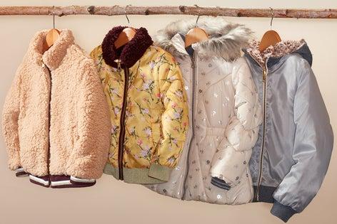 Gần 2000 mẫu áo khoác thời trang nữ giảm tới 65%