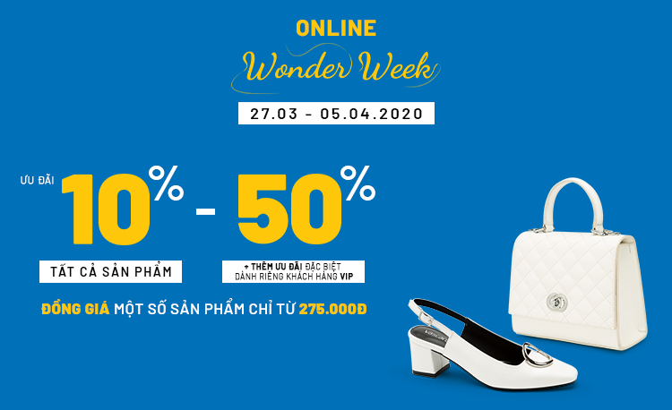 VASCARA - ONLINE WONDER WEEK