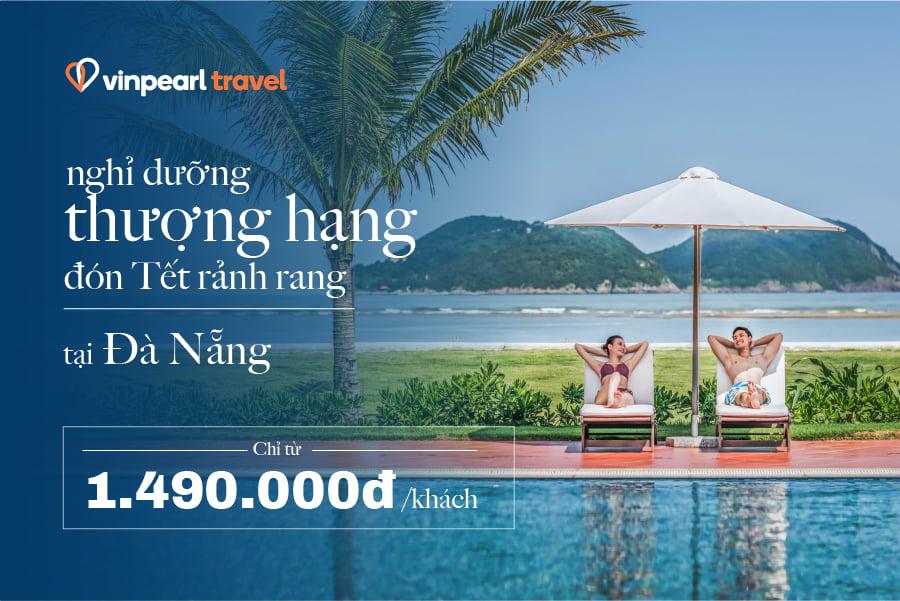 Kỳ nghỉ thượng lưu - Giá cực tối ưu với Combo nghỉ dưỡng trọn gói thông minh dành cho Gia đình Tết nguyên đán