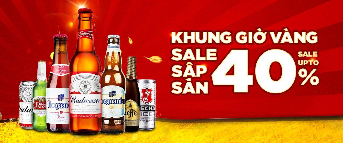 Flash sale: Giảm đến 40%