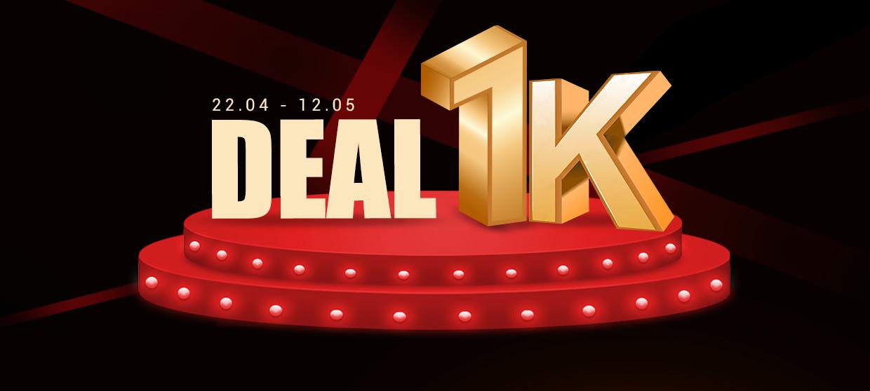Deal 1K: Sản phẩm Điện máy và đồ gia dụng Magic Korea