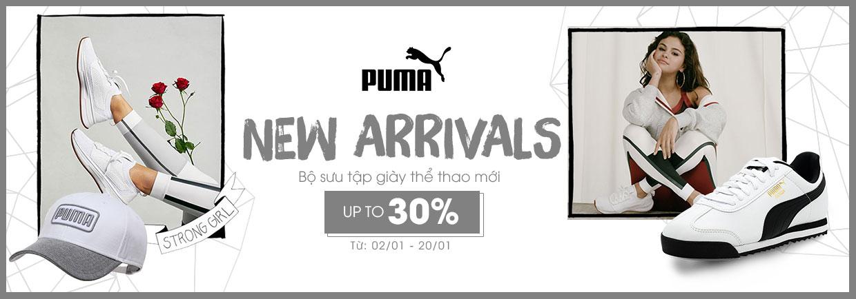Puma sale 30%
