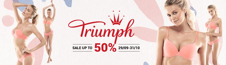 Hình ảnh Triumph đồ lót nữ khuyến mãi giảm giá