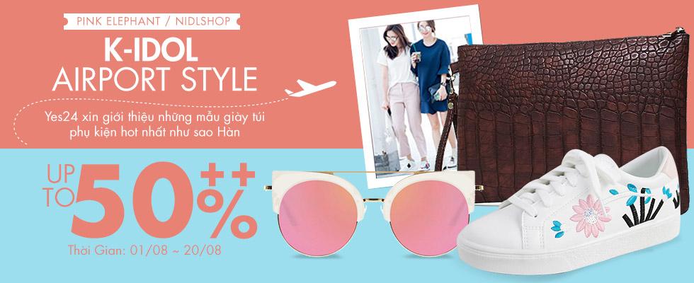 Thời trang sao Hàn - Giảm giá tới 50%