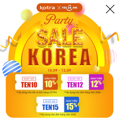 Khuyến mãi Party Sale Korea