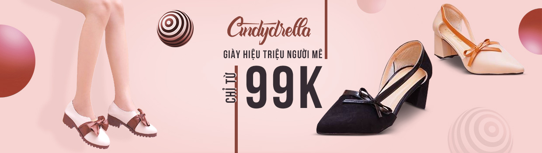 Cindyrella sale sốc 99K