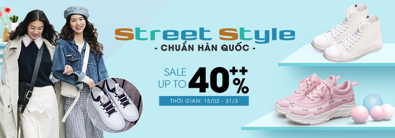 Giày HÀN QUỐC siêu xinh - giảm 50%