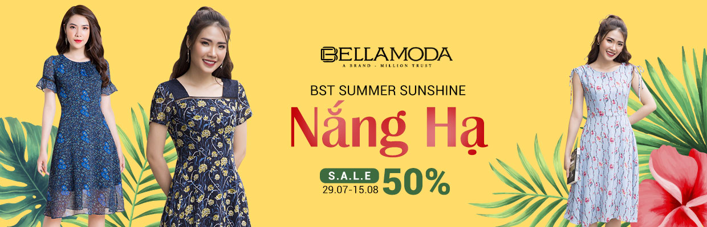 Bella ra mắt bộ sưu tập mới - giảm 50%